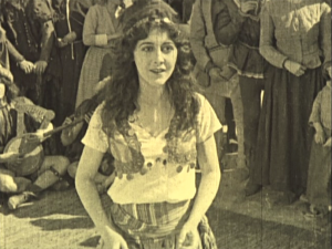 Esmeralda Hunchback of Notre Dame Patsy Ruth Miller 1923 picture image