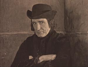 Jehan Frollo (Brandon Hurst) Hunchback of Notre Dame 1923 picture image