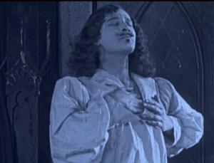 Phoebus (Norman Kerry) 1923 Hunchback of Notre Dame picture image