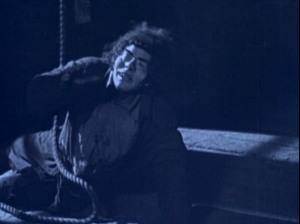 Quasimodo dying Hunchback of Notre Dame 1923 Lon Chaney pictuure image