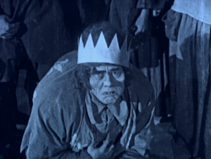 Quasimodo looking sad Hunchback of Notre Dame 1923 Lon Chaney picture image