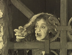 Gudule (Gladys Brockwell) Hunchback of Notre Dame 1923 picture image