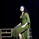 Candice Parise as Esmeralda 2012 Asian Tour Cast Notre Dame de Paris picture image