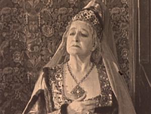 Madame de Gondelaurier (Kate Lester) Hunchback of Notre Dame 1923 picture image