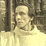 Dom Claude (Nigel de Brulier) 1923 Hunchback of Notre Dame picture image