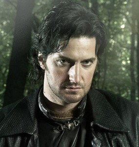 Richard Armitage as Guy of Gisborne from the BBC version of Robin Hood picture image