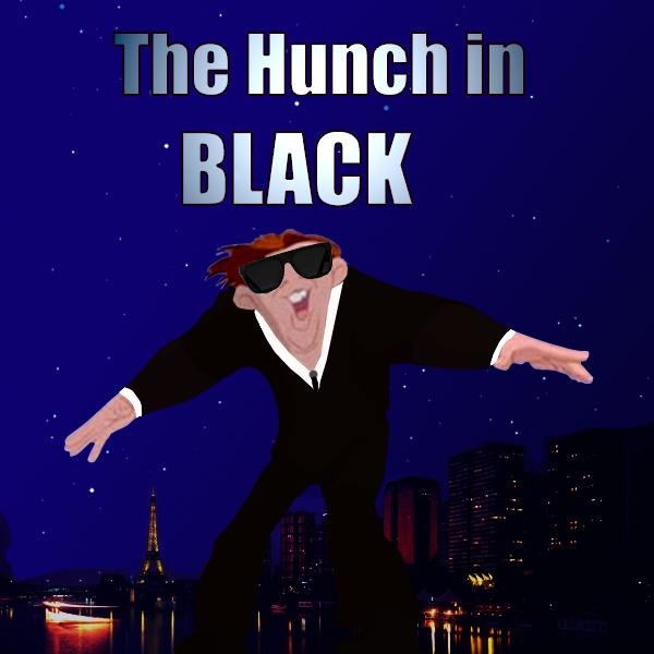 Quasimodo Hunchback Notre Dame Men in Black Parody picture image  2012