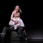 Lilly-Jane Young as Fleur-de-Lys & Stephen Webb as Phoebus 2012 Asian Tour Notre Dame de Paris picture image