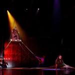 Candice Parise as Esmeralda and Matt Laurent as Quasimodo 2012 Asian Tour Cast Notre Dame de Paris pictureimage