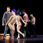 Stephen Webb as Phoebus with Dancers 2012 Asian Tour Cast Notre Dame de Paris picture image