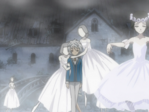 Mute and the Willis Princess Tutu Episode 4 Giselle picture image