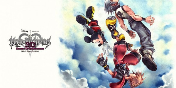 Kingdom Hearts 3D; Dream Drop Distance picture image