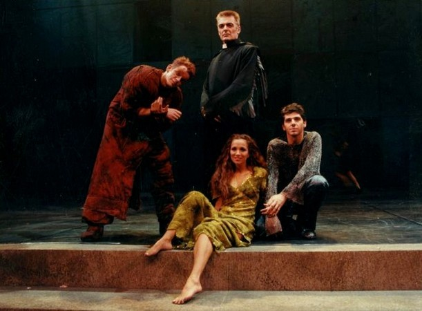 Helene Segara, Garou, Daniel Lavoie, Patrick Fiori Original cast Notre Dame de Paris pciture image
