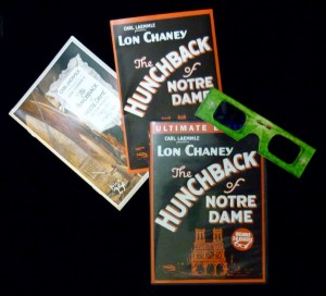 The Hunchback of Notre dame 1923 version Ultimate Edition Stuff picture image