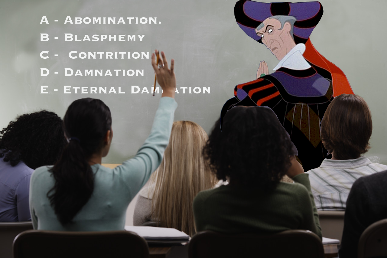 Professor Frollo picture image