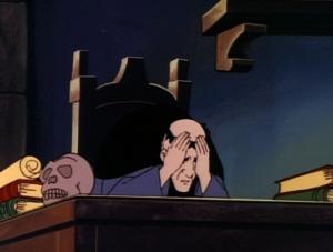 Tormented Frollo Jetlag Hunchback of Notre Dame picture image