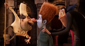 Not-Quasimodo Wilson, Jonathan the Human and Adam Sandler Hotel Transylvania picture image
