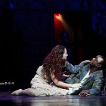 Ian Carlye & Candice Parise as Esmeralda Notre Dame de Paris Asian Tour picture image