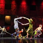Dennis Ten Vergert as Gringoire & Candice Parise as Esmeralda Notre Dame de Paris Asian Tour picture image