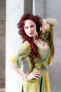Alessandra Ferrari as Esmeralda picture image