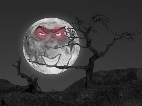 Spoooky Frollo Moon Shadow picture image