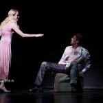 Lilly-Jane Young as Fleur de Lys & Stephen Webb as Phobus, Notre Dame de Paris Asian Tour picture image