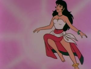 Esmeralda prancing, The Hunchback of Notre Dame, Jetlag picture image