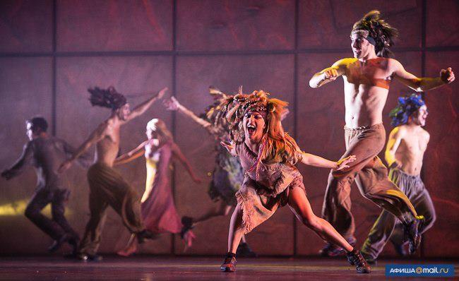 Dancers, World Tour Cast Notre Dame de Paris, Crocus City picture image
