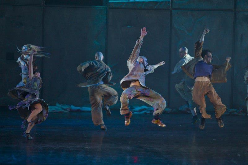 Dancers, World Tour Notre Dame de Paris Crocus City picture image
