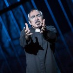 Robert Marien as Frollo, Notre Dame de Paris World Tour cast, Crocus City Hall picture image