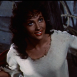 Esmeralda (Gina Lollobrigida), 1956 Hunchback of Notre Dame picture image