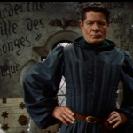 Frollo (Alain Cuny), 1956 The Hunchback of Notre Dame picture iamge
