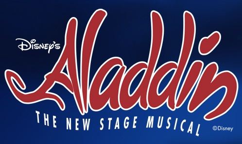 Aladdin the musical  picture image