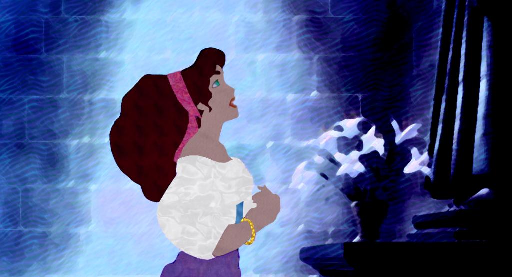 Texture Esmeralda by Me