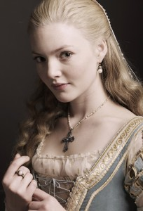 Holliday Grainger as Lucrezia Borgia picture image