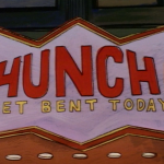 The Hunch Marquee, The Critic