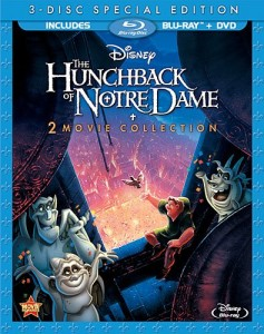 The Hunchback of Notre Dame Blu-Ray Cover picture image