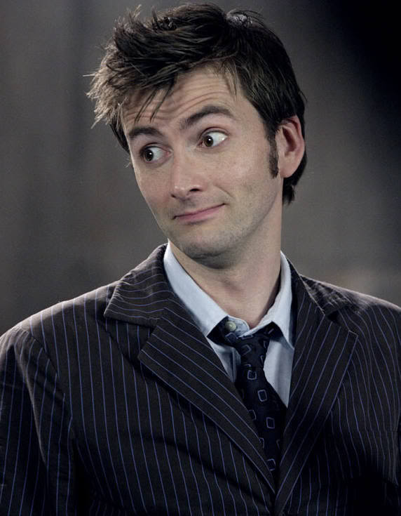 David Tennant as The Doctor, Doctore who picture image
