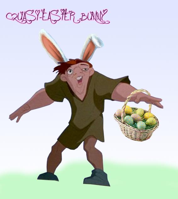 Quais-Easter Bunny