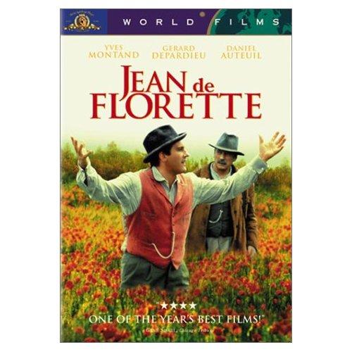 Gérard Depardieu and Yves Montand inJean De Florette picture image