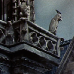 Set of Notre Dame from the 1956 version of The Hunchback of Notre Dame picture image
