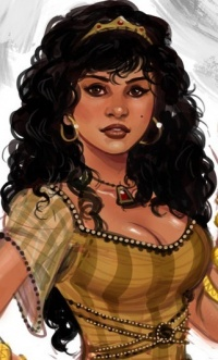 Arianne Martell by Matt Olson, Game of Thrones picture image