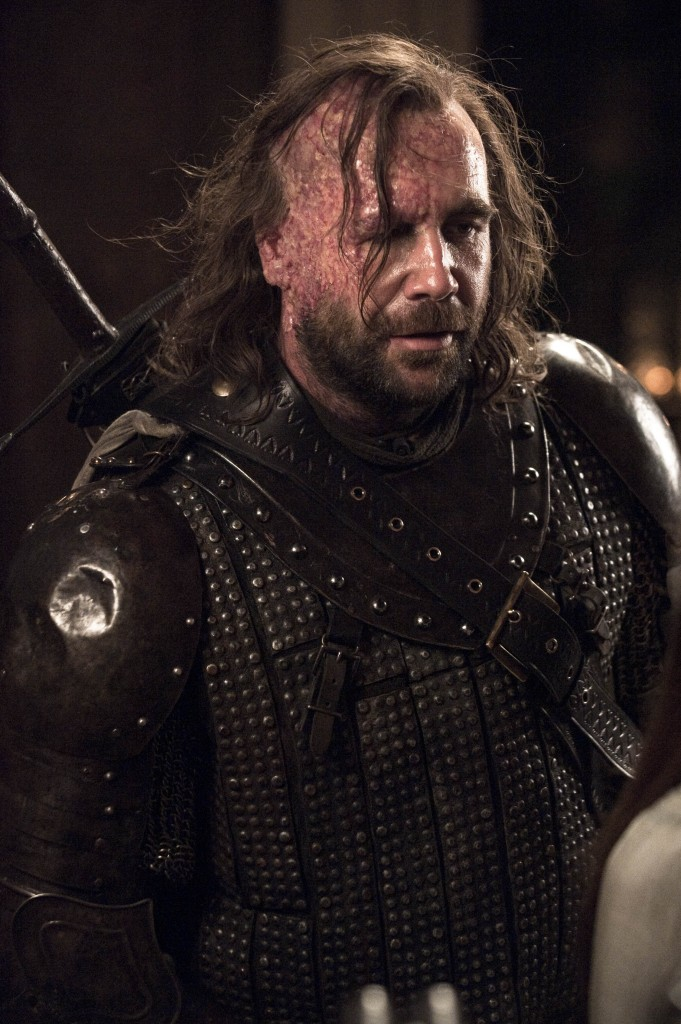 Rory McCann as Sandor Clegane, Game of Thrones picture image