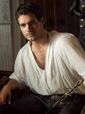 Henry Cavill as  Charles Brandon from The Tudors picture image