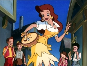 Melody, a.k.a Not Esmeralda,Enchanted Tales, Hunchback of Notre Dame picture image