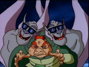 Gargoyles sing to Quasimodo,The Secret of the Hunchback picture image