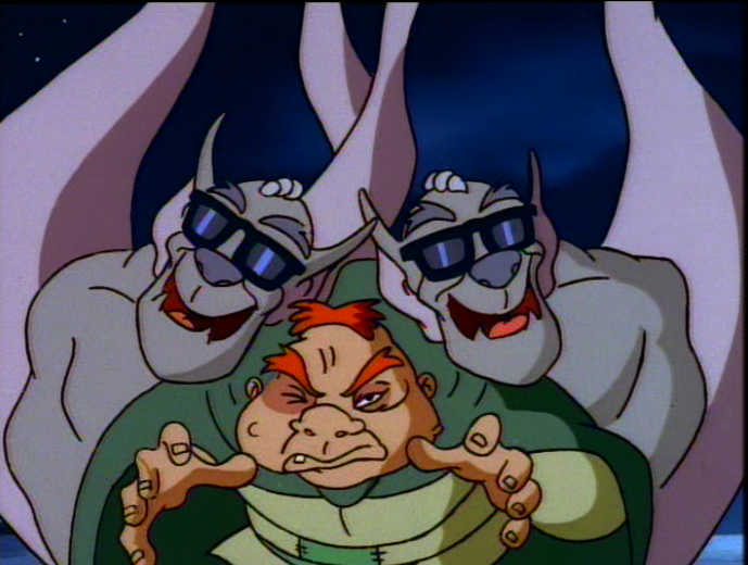 Gargoyles sing to Quasimodo,The Secret of the Hunchback picture image