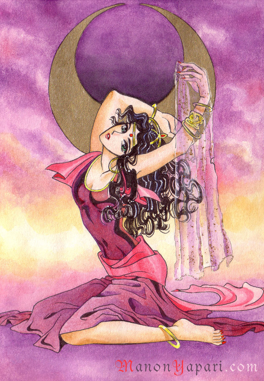 La Esmeralda by Manon Yapari