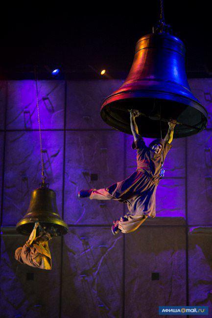 Dancers, Notre Dame de Paris, World Tour, Crocus City Hall , picture image