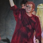 Matt Laurent as Quasimodo, Notre Dame de Paris, World Tour, Crocus City Hall, picture image